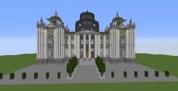 Centre ville : Gare cenrale Minecraft Map & Project