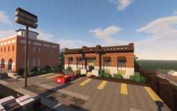 Diner Minecraft Map & Project