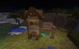 Starter Survival World #2 Minecraft Map & Project