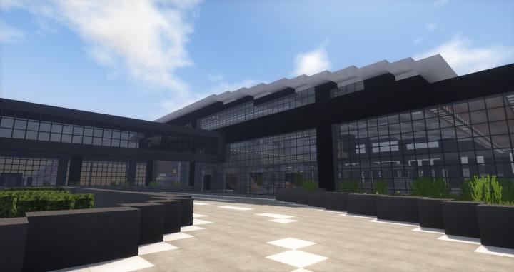 Terminal 1 Entrance