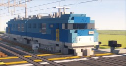 JR Freight EH200 Minecraft Map & Project