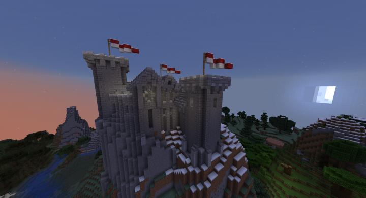 Popular Server Project : Medieval Castle