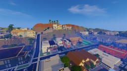Valley Hills Estates Minecraft Map & Project