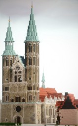 Katharinenkirche, Braunschweig, Germany Minecraft Map & Project