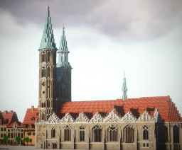 Katharinenkirche, Braunschweig, Lower Saxony, Germany Minecraft Map & Project