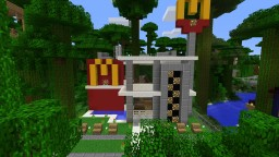 Mc Donnald restaurant Minecraft Map & Project
