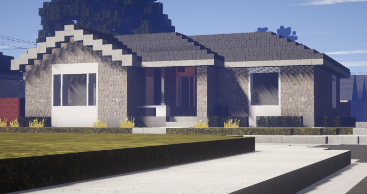 Popular Server Project : 1970's House - By Sami3t