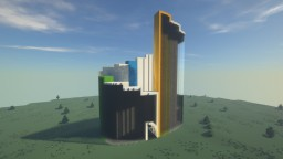 [CONTEST] Aristotle Ascents - Skyscraper Contest [100% COMPLETE] Minecraft