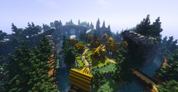 Westwend Village Minecraft Map & Project