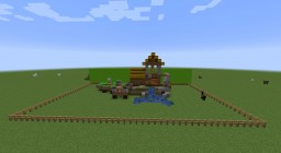 Old Country House Minecraft Map & Project