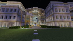 Apple Headquarters (Campus) Minecraft Map & Project