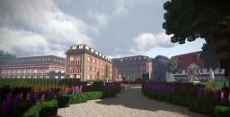 Stadtschloss Hanau, Hanau, Germany Minecraft Map & Project