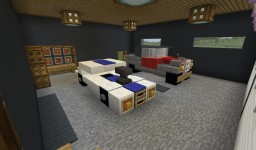 Красивый особняк Minecraft Minecraft Map & Project