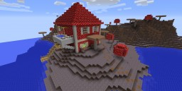 mushroom redstone house 1.12.2 Minecraft Map & Project
