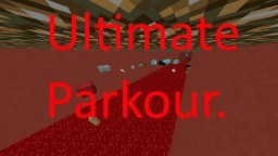 ULTIMATE PARKOUR Minecraft Map & Project