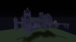 Mountain castle (work in progress) Minecraft Map & Project