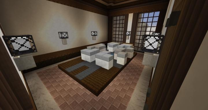 Modell room