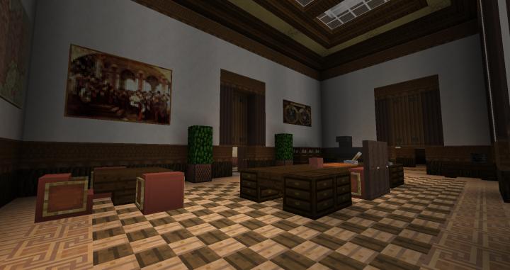 The office of Albert Speer