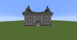 Victorian Palace 18th Minecraft Map & Project
