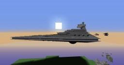 Star Destroyer Minecraft