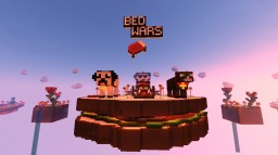 Lucky Block Bed Wars for Crainer and Thea Minecraft Map & Project