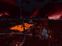 Firelands ~ Cathavor like map Minecraft Map & Project