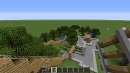 Adventure Park Minecraft Map & Project
