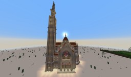 Basilica Minecraft Map & Project