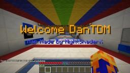 DanTDM 20 Million Fan Map Minecraft Map & Project