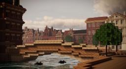Steigersgracht, Rotterdam, Netherlands Minecraft Map & Project