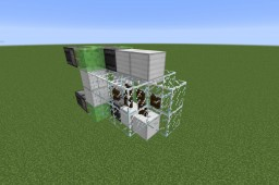 Ultimate Redstone Shuttle Minecraft Map & Project