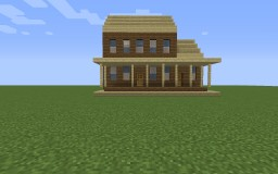 Addison House B&B (empty) Minecraft Map & Project