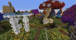 Fantasy Hexagons Minecraft