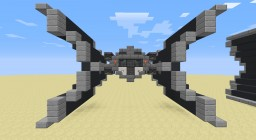 Imperial Scout S-13 Sting Minecraft Map & Project