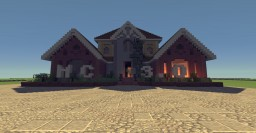 MC Chat House Minecraft Map & Project
