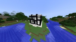 Mini Command House Minecraft Map & Project