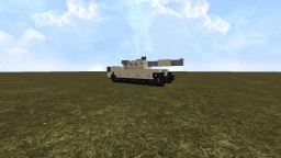 GTA Online - Rhino Tank Minecraft Map & Project
