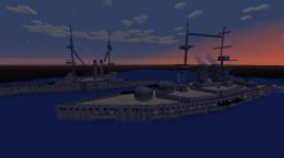 Gallipoli Minecraft Map & Project