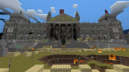 Fall Of The Reichstag, Berlin 1945 Minecraft Map & Project