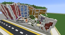 [Modern] Comic City Minecraft Map & Project