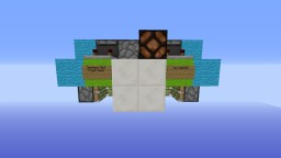 Smallest Possible 2x2 Flush Door Minecraft Map & Project