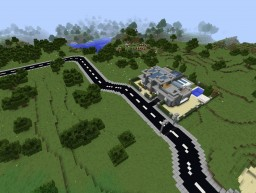 MrCrayfish's Town Template (Upgrade) Minecraft Map & Project
