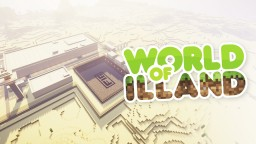 World of ILLAND. Experiment area Minecraft Map & Project
