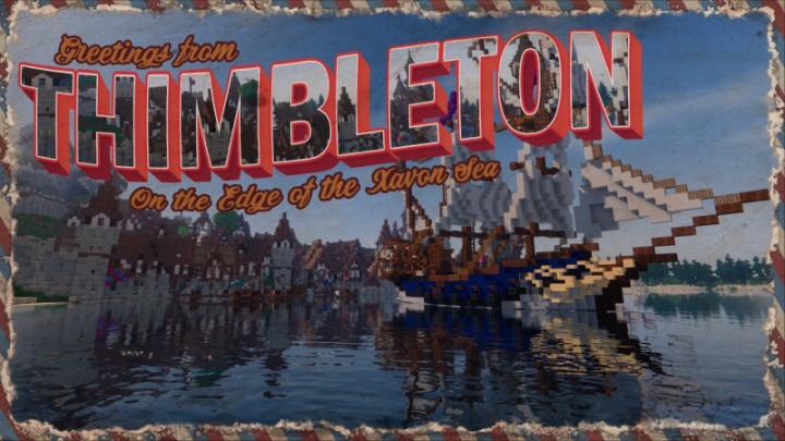 Popular Server Project : The Merchant Town of Thimbleton