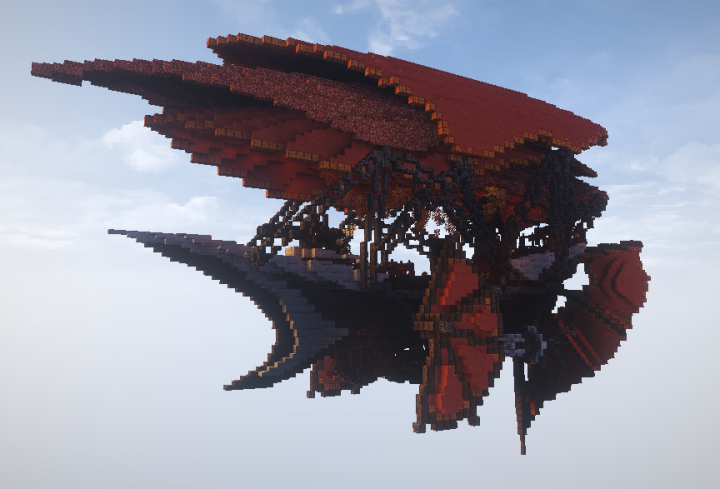 Popular Project : Fantasy Steam Punk Airship! #WeAreConquest