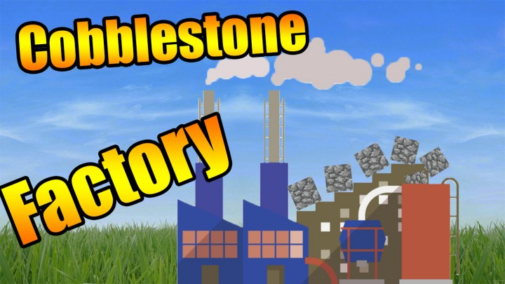 Popular Server Project : Cobblestone Factory