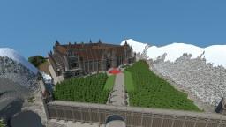 Aldecia castle Minecraft Map & Project