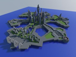 Trydar's Stargate Atlantis Project Minecraft Map & Project