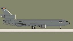 Douglas DC/KC 10 Minecraft