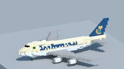 Boeing 747SP Minecraft